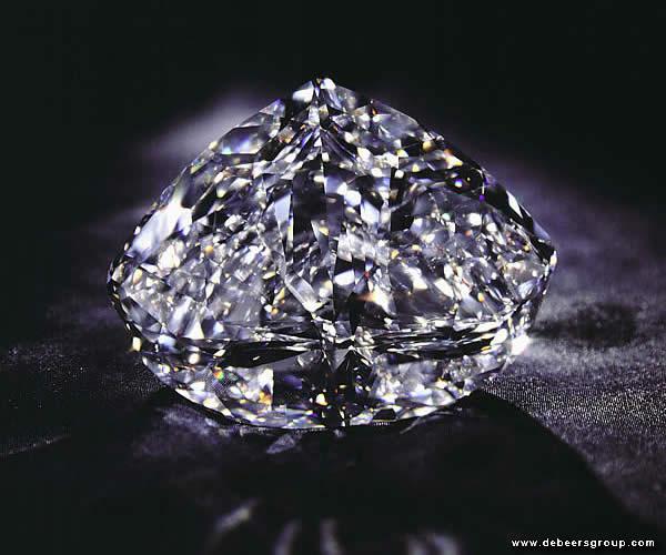 DeBeers Centenary diamond