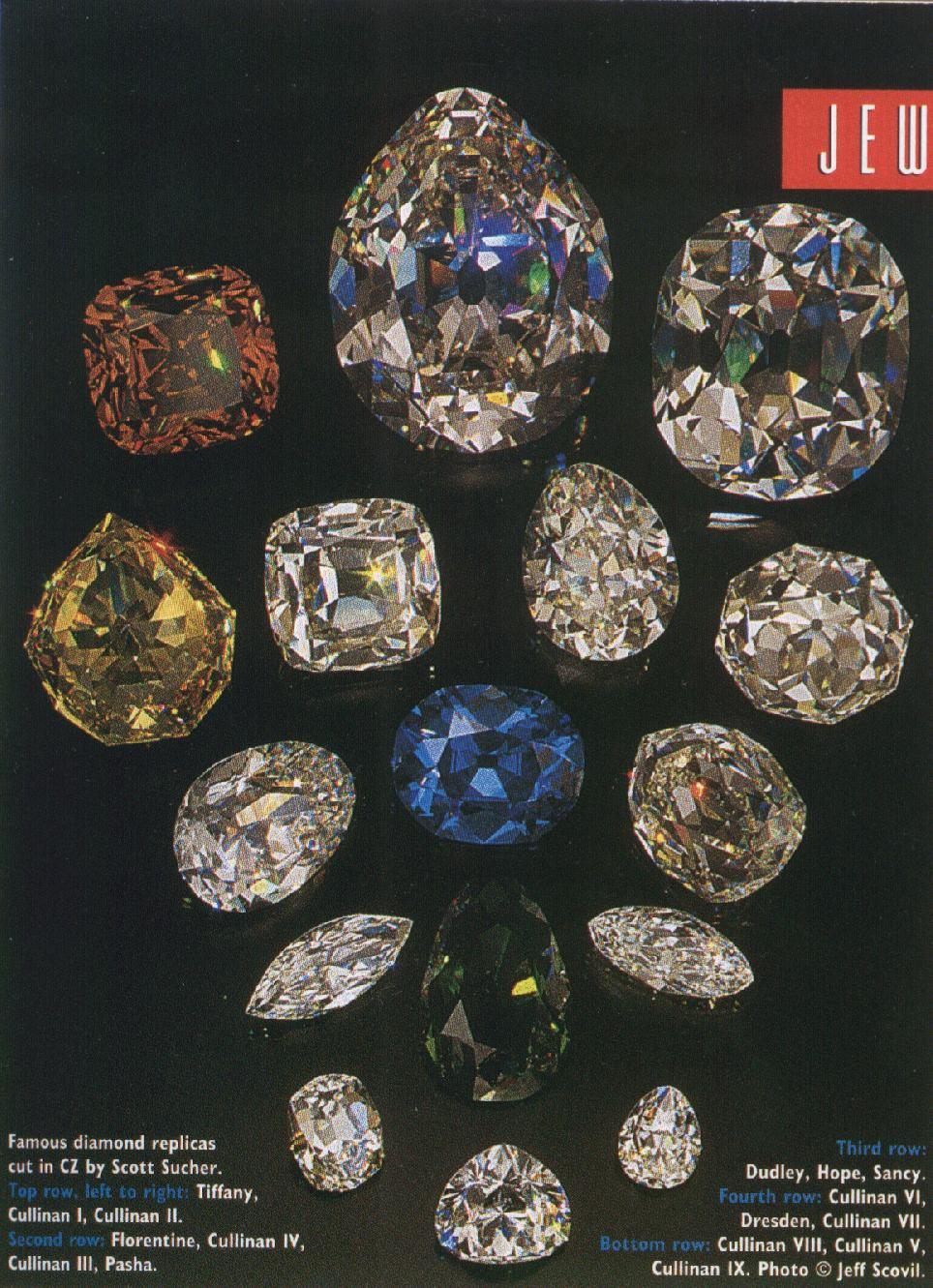 Gemstones, The Crown Jewels of Great Britain, the Hope Diamond ...
